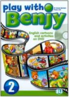PLAY WITH BENJY 2+DVD