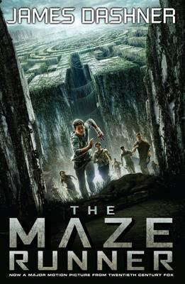 Maze Runner (film tie-in), Dashner, James
