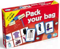 GAMES: ENGLISH: [A1]: PACK YOUR BAG!