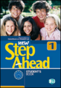 NEW STEP AHEAD 1: SB+CD-ROM