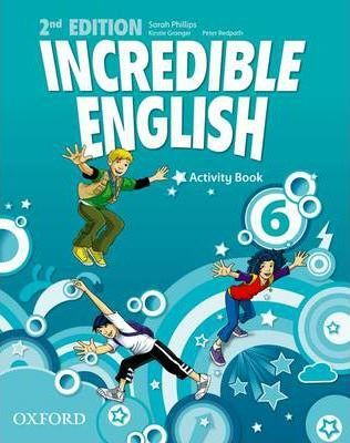 Incredible English 2 Edition 6 Activity Book