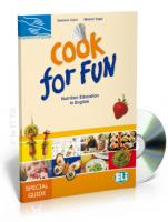 HOL: COOK FOR FUN:  TG+CD(x2)