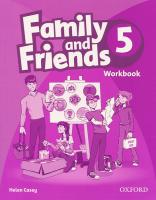 Family and Friends 5: Activity Book