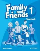 Family and Friends 1: Work Book