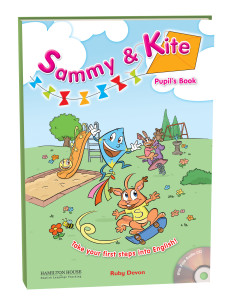 Sammy and Kite: SB+CD