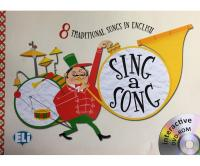 SING A SONG: Book+DVDRom