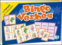 GAMES: FRENCH: [A1]: BINGO VERBES
