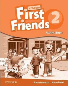 First Friends: Level 2: Maths Book