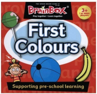 BrainBox First Colours