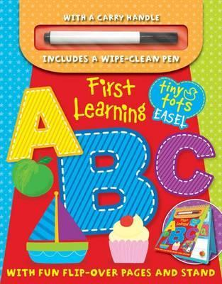 Tiny Tots Easels: First ABC