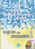 ENGLISH WITH CROSSWORDS 1+DVDRom