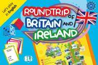GAMES: ENGLISH: [A2-B1]: ROUNDTRIP OF BRITAIN AND IRELAND