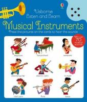 Listen and Learn First Musical Instruments