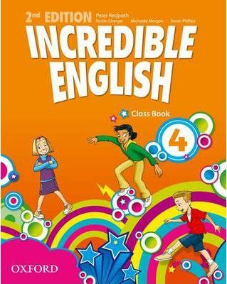 Incredible English 2 Edition 4 Class Book