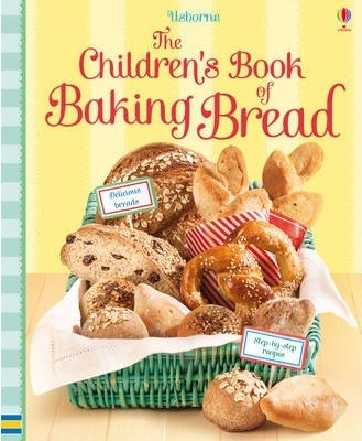CHILDRENS BOOK OF BAKING BREAD