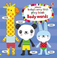 Baby's Very First Playbook Body Words