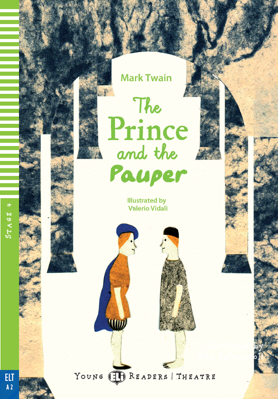 Rdr+CD: [Young]: PRINCE AND THE PAUPER
