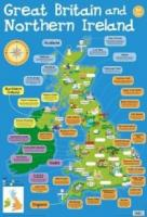 Wallcharts: Great Britain and Nothern Ireland