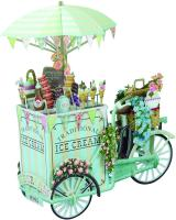 The Ice-Cream Vendor - 3D Pop-Up Birthday Card