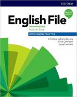 English File (4th edition) Intermediate Student's Book with Online Practice