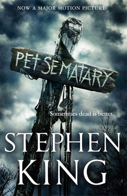 Pet Sematary: Film tie-in edition of Stephen King's