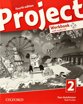 Project 4 ed: Level 2: Workbook with Audio CD and Online Practice