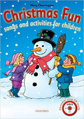 Christmas Fun: Songs and Activities for Children + CD