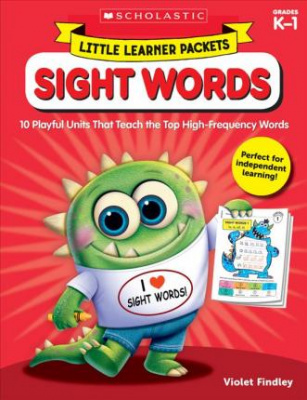 Little Learner Packets : Sight Words
