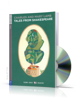 Rdr+CD: [Young Adult]: TALES FROM SHAKESPEARE