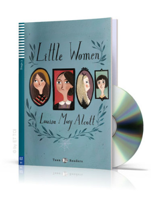 Rdr+CD: [Teen]: LITTLE WOMEN