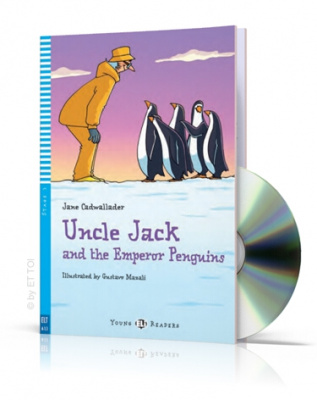 Rdr+CD: [Young]: UNCLE JACK AND THE EMPEROR PENGUINS