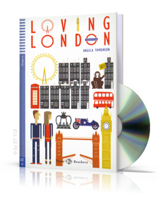 Rdr+CD: [Teen]: LOVING LONDON
