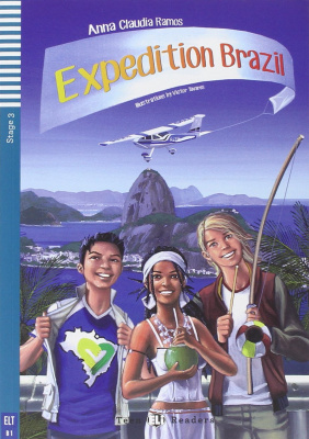 Rdr+CD: [Teen]: EXPEDITION BRAZIL