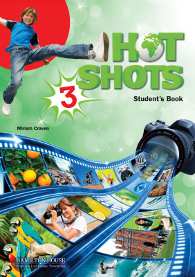 Hot Shots 3: SB+Ebook+Reader+Writing booklet