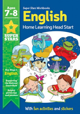 Leap Ahead Workbook English Ages 7-8