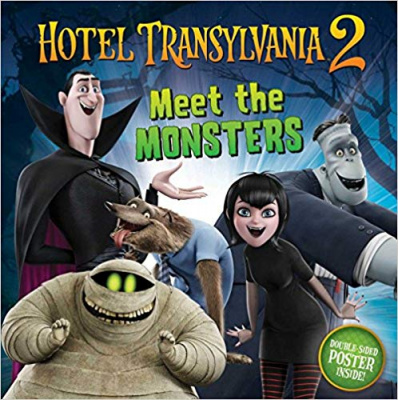 Meet the Monsters (Hotel Transylvania 2)