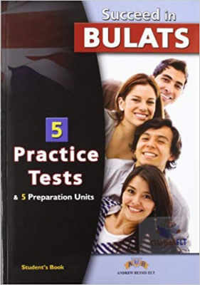 Succeed in Bulats - Self-Study Student's Book with 5 Practice Tests and 5 Preparation Units and Audio CDs