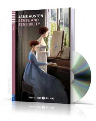 Rdr+CD: [Young Adult]: SENSE AND SENSIBILITY