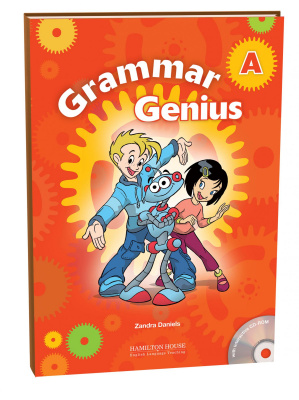 Grammar Genius 1: SB+CD-ROM