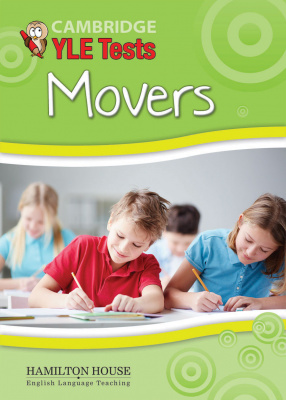 Cambridge YLE Practice Tests Movers