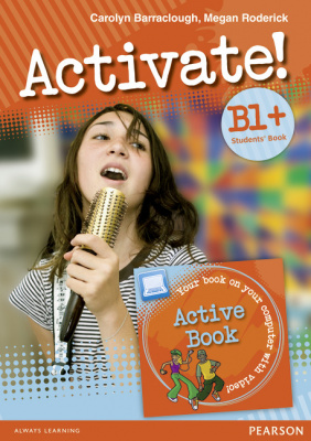 Activate! B1+ Students' Book + Active Book Pack