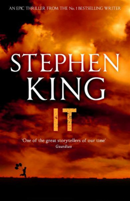 It, (new cover), King, Stephen
